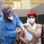เอมิเรตส์ กรุ๊ป มุ่งคุ้มครองพนักงาน ชูธงโครงการฉีดวัคซีนโควิด-19 ทั่วสหรัฐอาหรับเอมิเรตส์