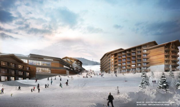 A Sneak Peek into Club Med La Rosière, the brand's newest flagship resort in the French Alps