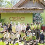 asita eco resort ตอกย้ำความปลอดภัยสูงสุด จัดพ่นยาฉีดป้องโควิดระลอก 3