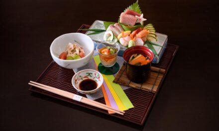 ร่วมสืบสานตำนานเทศกาลทานาบาตะของประเทศญี่ปุ่นที่ห้องอาหารยามาซาโตะ