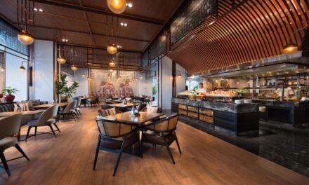 ห้องอาหารโรงแรมแมริออท สุรวงศ์ ครอง 3 รางวัล Traveler's Choice จาก TripAdvisor และผงาดขึ้นอันดับ 1 ห้องอาหารที่ดีที่สุดในประเทศไทย